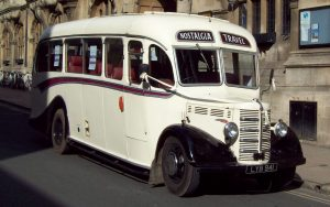 1949 Bedford 29 Seater Coach