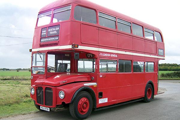 1963 London Routemaster RM 64 seat Double Decker