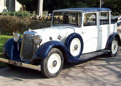 1936 Armstrong Siddeley